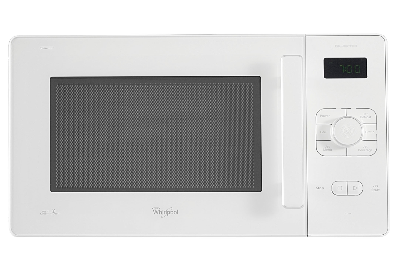 Micro Ondes Whirlpool Gt284wh 3806596 Darty