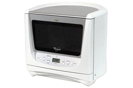 micro ondes whirlpool max 15 awh blanc max15 darty. Black Bedroom Furniture Sets. Home Design Ideas