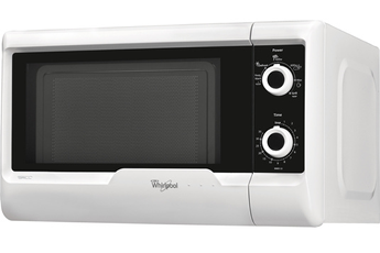 Micro ondes et gril MWD120WH Whirlpool