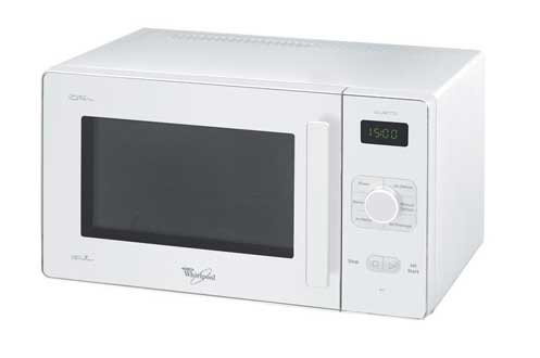Micro ondes whirlpool gt281wh blanc 3511880 darty for Chips de betterave micro onde