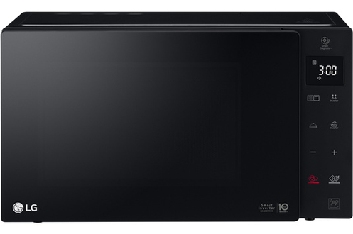 Micro ondes et gril MH6535GDS Lg
