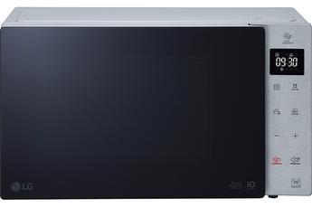 Micro ondes + Gril Lg MH6535GISS Titanium