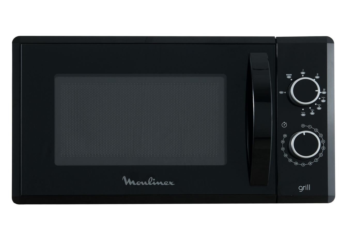 micro ondes et gril moulinex mo20mgbl 3856690 darty. Black Bedroom Furniture Sets. Home Design Ideas