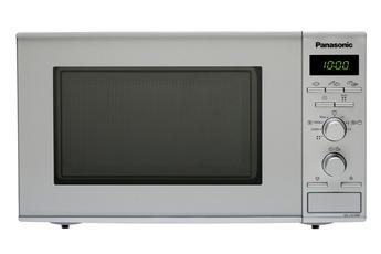 Micro ondes et gril NN-J161 MMEPG SILVER Panasonic