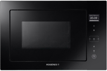Micro ondes + Gril Rosieres RMGV25PN