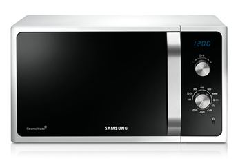 Micro ondes et gril MG23F301EAW Samsung