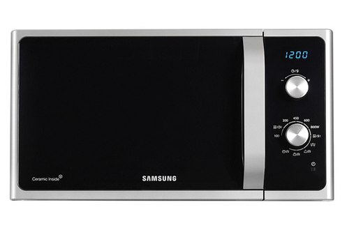 Micro ondes et gril Samsung MG23F301EJS SILVER