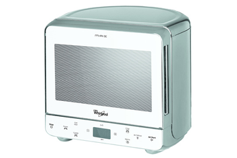 Micro ondes et gril MAX38WSIL SILVER Whirlpool