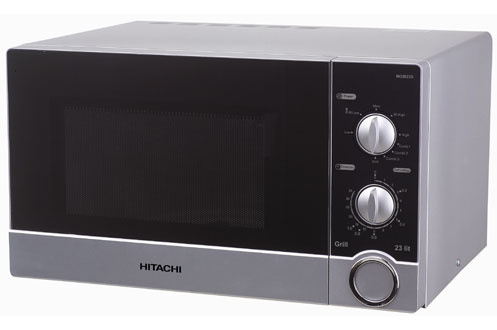 Micro ondes et gril MGM 23S SILVER Hitachi