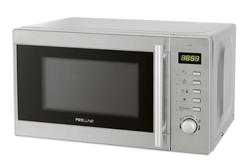 Micro ondes et gril GS200S INOX Proline