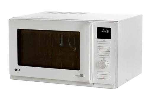 micro ondes combin lg mc 8280 silver 3211215. Black Bedroom Furniture Sets. Home Design Ideas