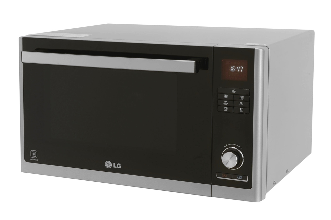Micro ondes combin lg mj 9280ns 3420400 darty for Cuisson betterave micro onde