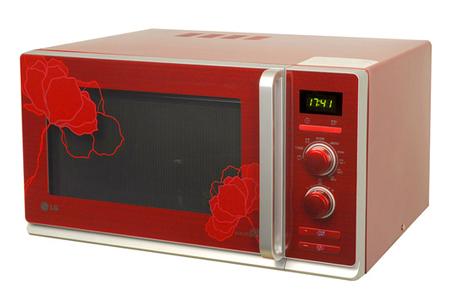 micro ondes gril lg mh 6337 pr darty. Black Bedroom Furniture Sets. Home Design Ideas