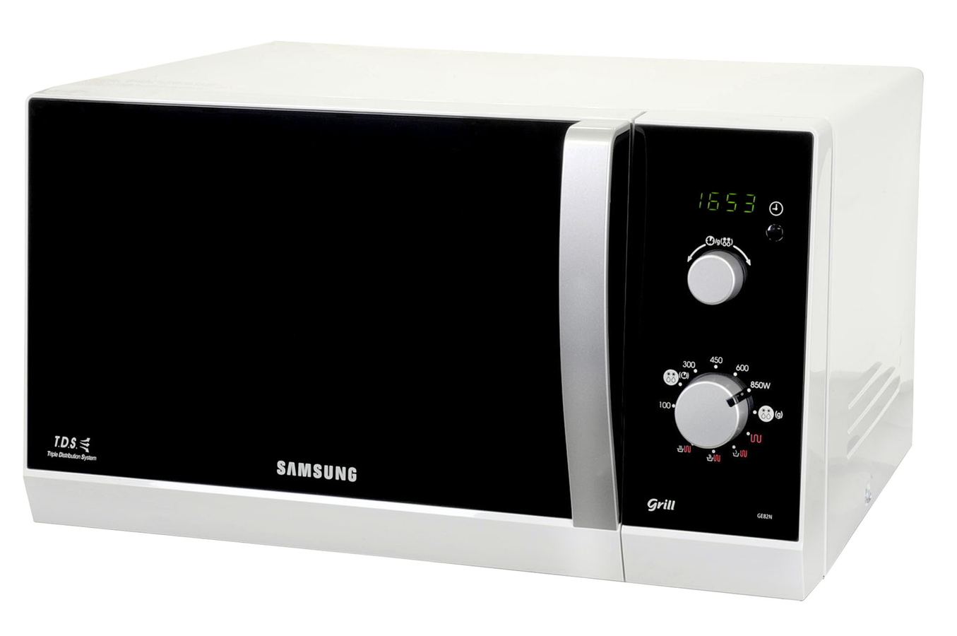 Micro ondes et gril samsung ge82n x 2860716 darty - Samsung micro ondes grill ...