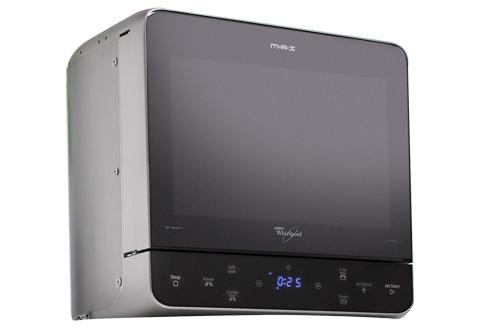 micro ondes et gril whirlpool max38sil crisp max 3331784. Black Bedroom Furniture Sets. Home Design Ideas