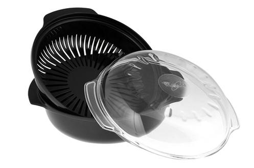accessoire pour micro ondes whirlpool cuiseur vapeur easycook 1 5l 1277910. Black Bedroom Furniture Sets. Home Design Ideas