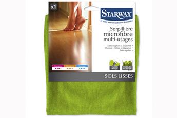 Accessoires de ménage SERPILLERE MICROFIBRE MULTI-USAGES Starwax