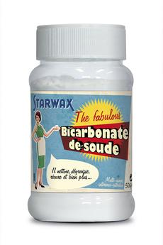 Produits d'entretien cuisine vitre multi-usage BICARBONATE DE SOUDE FABULOUS 500GR Starwax