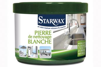 Produits d'entretien cuisine vitre multi-usage PIERRE DE NETTOYAGE 375GR Starwax