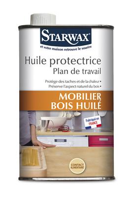 produits d entretien mobilier et surfaces d licates starwax huile protectrice plan de travail. Black Bedroom Furniture Sets. Home Design Ideas