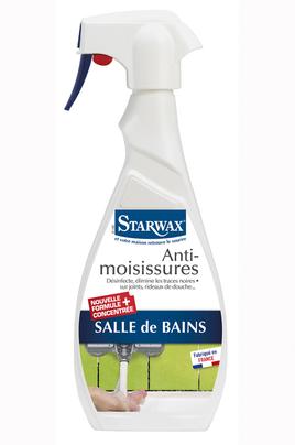 Produits d entretien salle de bain starwax nett anti for Peinture salle de bain anti moisissure