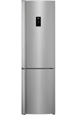 Volume 341 L - Dimensions HxLxP : 200x59.5x64.7 cm - A+++ Réfrigérateur à froid brassé 250 L COngélateur à froid ventilé 91 L Eclairage LED
