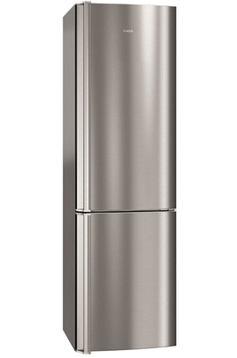 avis clients pour le produit refrigerateur congelateur en bas aeg s83420cmx2 inox. Black Bedroom Furniture Sets. Home Design Ideas