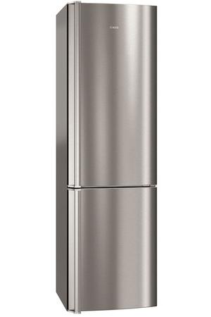 refrigerateur congelateur en bas aeg s83420cmx2 inox darty. Black Bedroom Furniture Sets. Home Design Ideas
