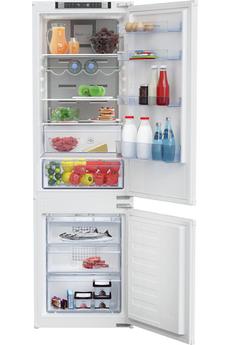 Refrigerateur congelateur en bas Beko BCNA275E33SN NEOFROST