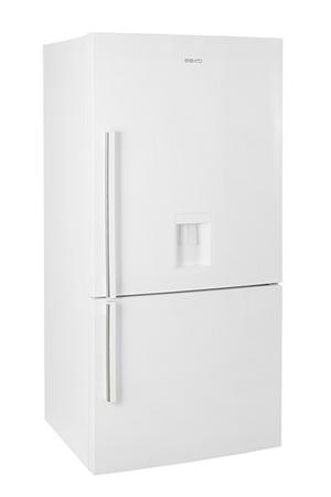 refrigerateur congelateur en bas beko cn161220d darty. Black Bedroom Furniture Sets. Home Design Ideas