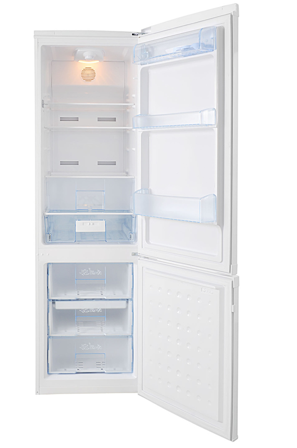 refrigerateur congelateur en bas beko cna29120 3642267. Black Bedroom Furniture Sets. Home Design Ideas