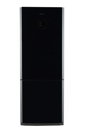 refrigerateur congelateur en bas beko cne47520gb darty. Black Bedroom Furniture Sets. Home Design Ideas