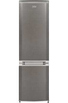 Refrigerateur congelateur en bas CSA31020X Beko