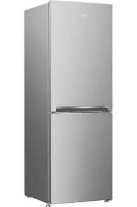 Refrigerateur congelateur en bas Beko RCNA340K20S SILVER
