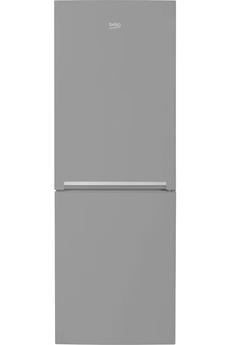 Refrigerateur congelateur en bas RCNA340K20S SILVER Beko
