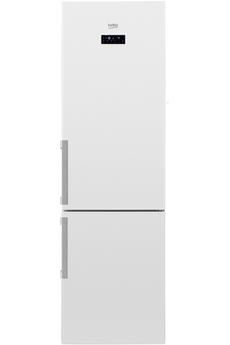 Refrigerateur congelateur en bas RCNA400E32W Beko