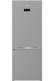 Refrigerateur congelateur en bas Beko RCNE560E40ZLXPHUN HYGIENESHIELD ET HARVESTFRESH