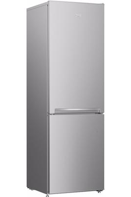 Refrigerateur congelateur en bas Beko RCSA270K20S SILVER