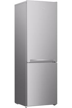 Refrigerateur congelateur en bas RCSA270K20S SILVER Beko
