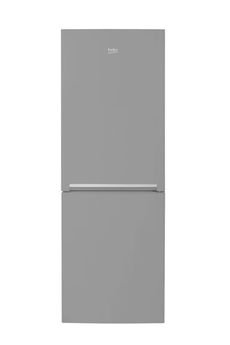 Refrigerateur congelateur en bas RCSA34S SILVER Beko