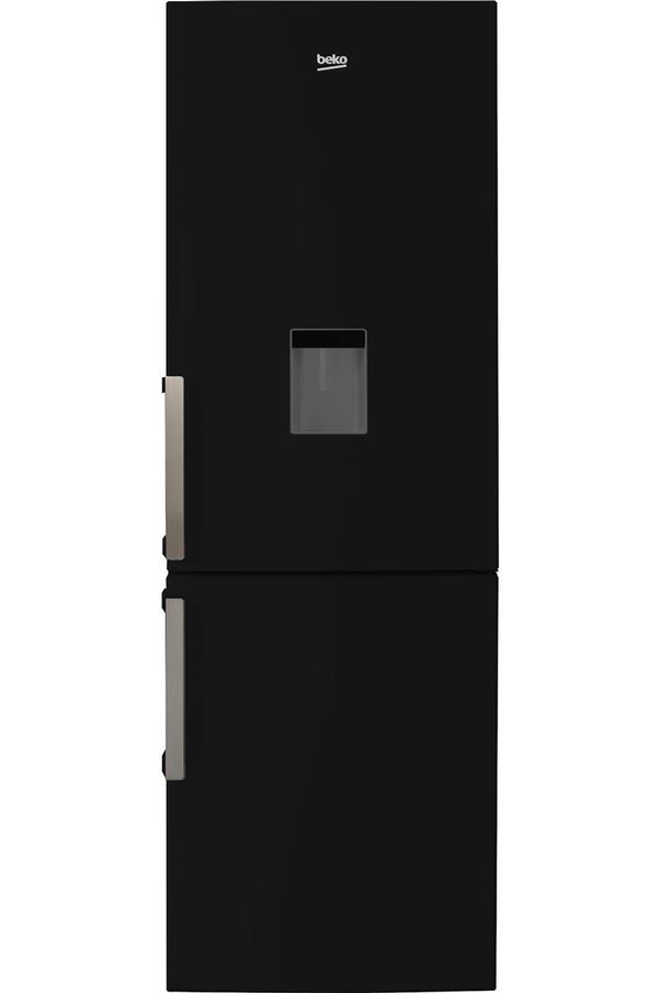 refrigerateur congelateur en bas beko rcsa365k20dp 4119568 darty. Black Bedroom Furniture Sets. Home Design Ideas