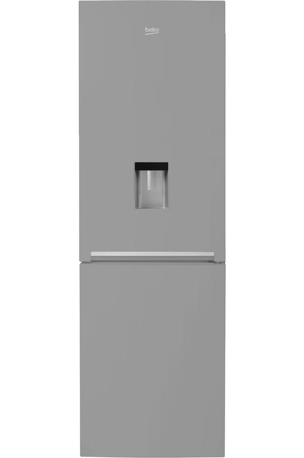 refrigerateur congelateur en bas beko rcsa365k20ds. Black Bedroom Furniture Sets. Home Design Ideas