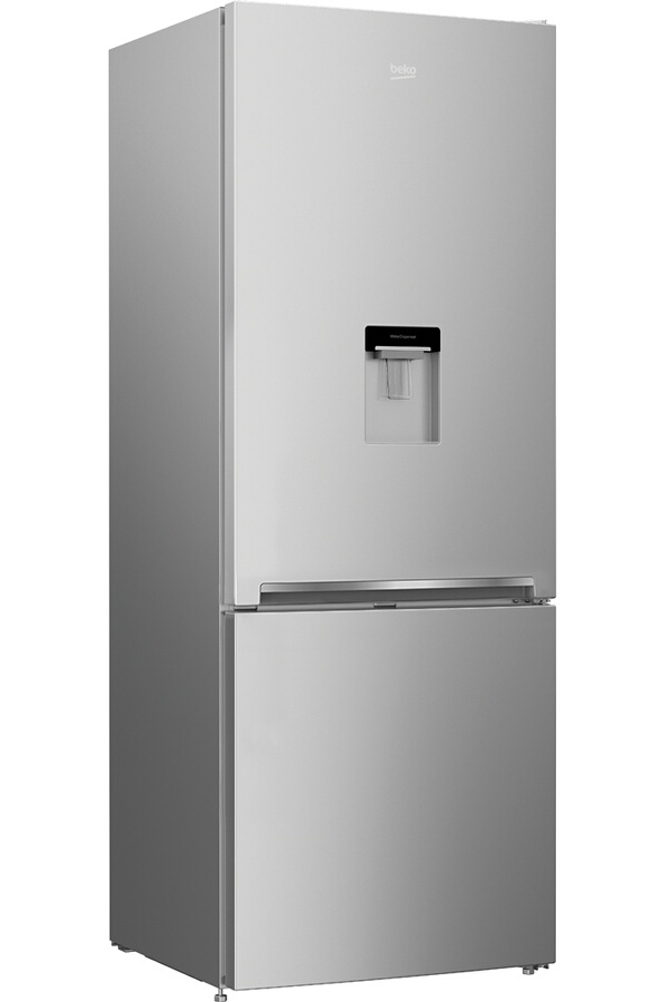 refrigerateur congelateur en bas beko rec52pt 4229975. Black Bedroom Furniture Sets. Home Design Ideas