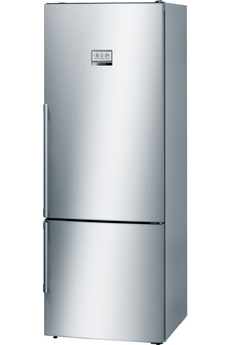 Refrigerateur congelateur en bas KGF56PI40 Bosch