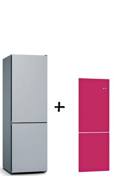 Refrigerateur congelateur en bas Bosch KGN36IJEB KSZ1AVE00