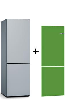 Refrigerateur congelateur en bas Bosch KGN36IJEB KSZ1AVJ00