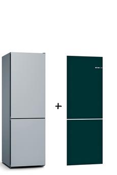 Refrigerateur congelateur en bas Bosch KGN36IJEB KSZ1AVU10