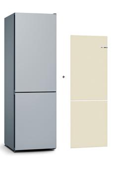 Refrigerateur congelateur en bas Bosch KGN36IJEB KSZ1AVV00