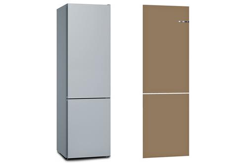 Refrigerateur congelateur en bas Bosch VARIOSTYLE KGN39IJ3A + KSZ1BVD10