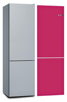 Refrigerateur congelateur en bas Bosch VARIOSTYLE KGN39IJ3A + KSZ1BVE00